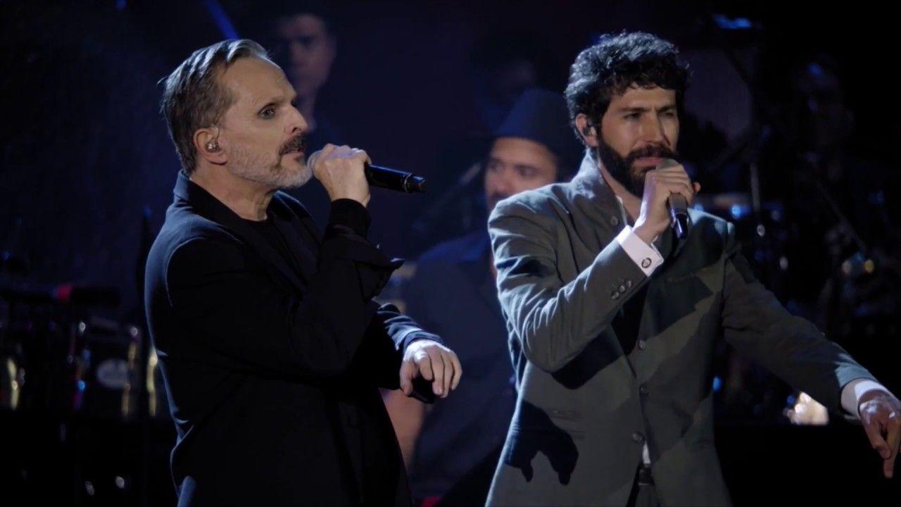 Miguel Bose Solo Si Con Benny Ibarra Mtv Unplugged Videoclip Ofic Miguel Bose Mtv Canciones