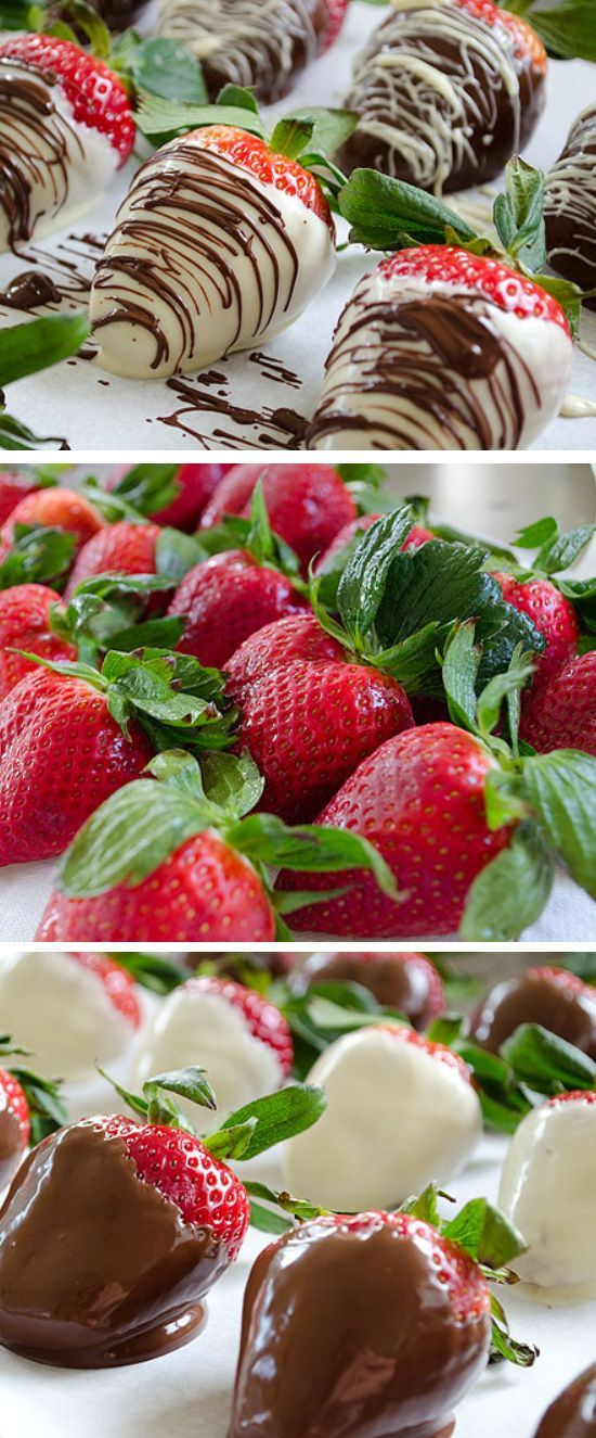 20 yummy easy valentine desserts for two - Easy Valentine Dinner Recipes