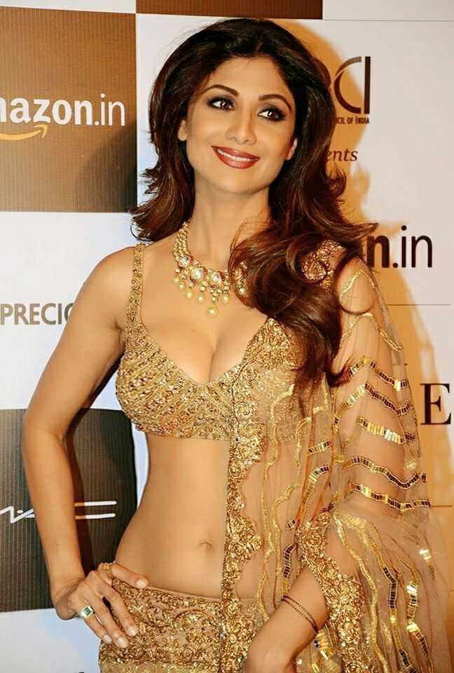 Most Sexiest Women In World ... Shilpa Shetty Kundra