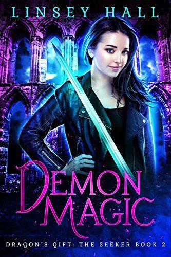 Demon Magic Dragon S Gift The Seeker Book 2 Bonnie Doo Dragons Gift Urban Fantasy Books Supernatural Books