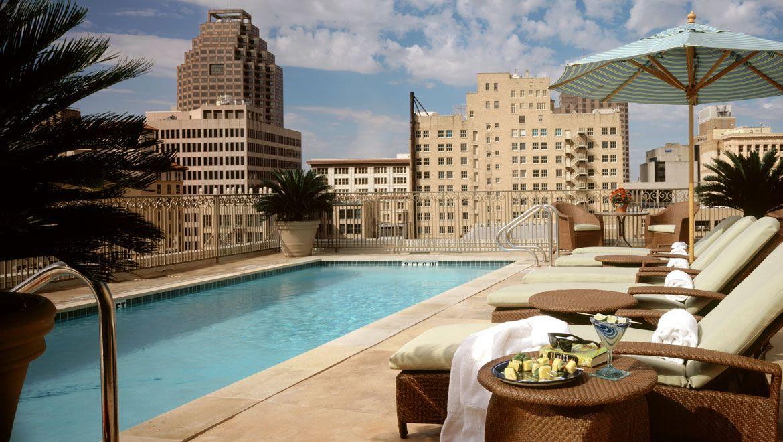 Rank Luxury Downtown San Antonio Hotel Named Best In Texas Restaurant