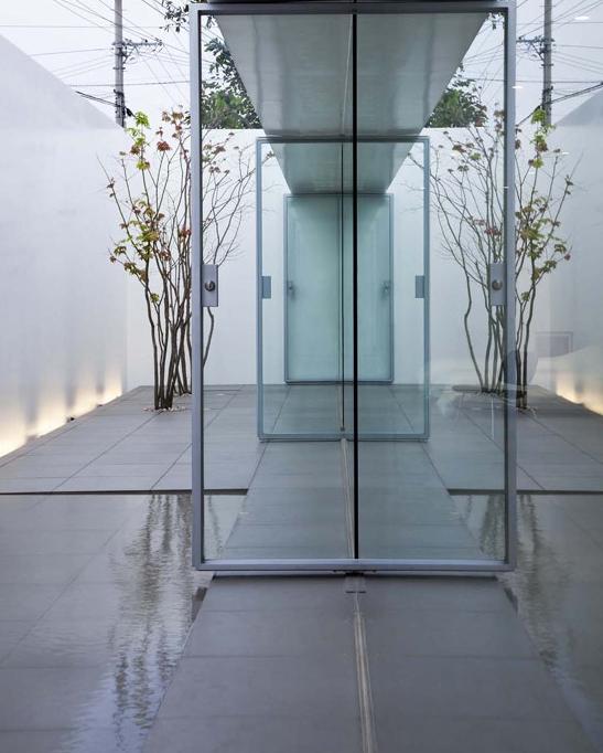 Shinichi Ogawa And Associates Minimalist House Jardins