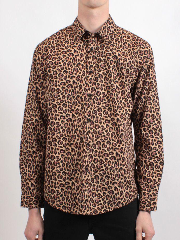 de6809387b3c TOPMAN // Animal Print Shirt | SwEeT NoThiNgS | Animal print shirts ...