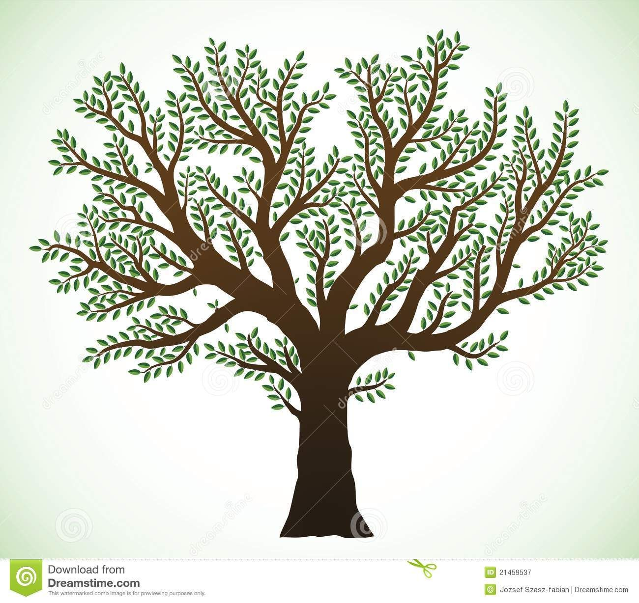Tree illustration buscar con google baby pinturas y illustration - Arbres dessins ...