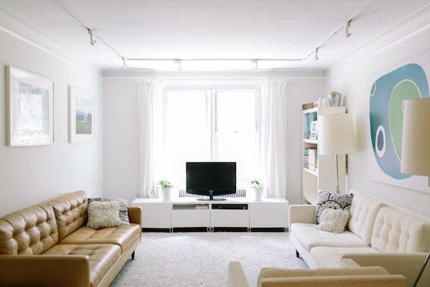 How To Decorate a Small Living Room Small living rooms and Small