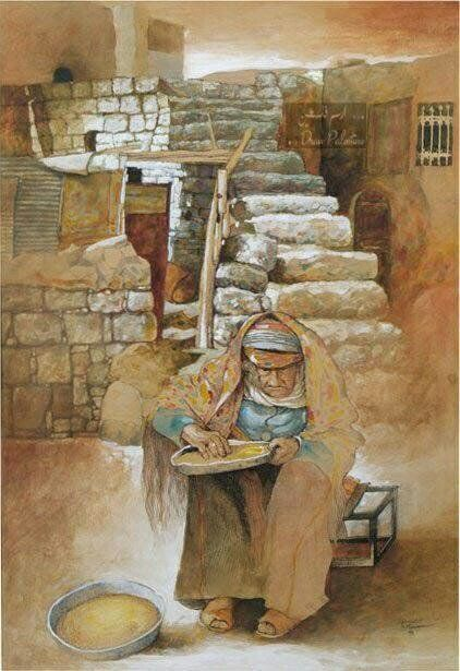 Ali Hussein On Islamic Art Palestine Art Turkish Art