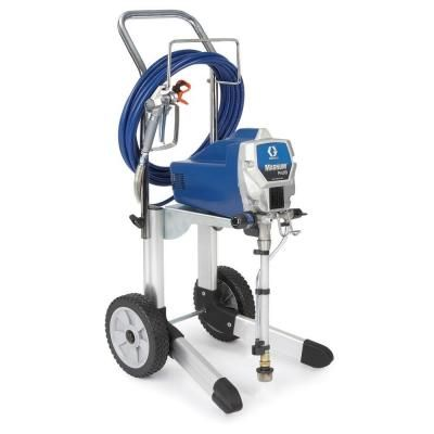 Graco Prox9 Airless Paint Sprayer 261820 The Home Depot Paint Sprayer Best Paint Sprayer Paint Sprayer Reviews