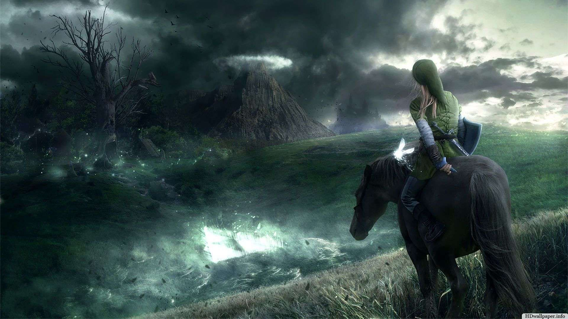 Download The Legend of Zelda Wallpapers HD Wallpapers