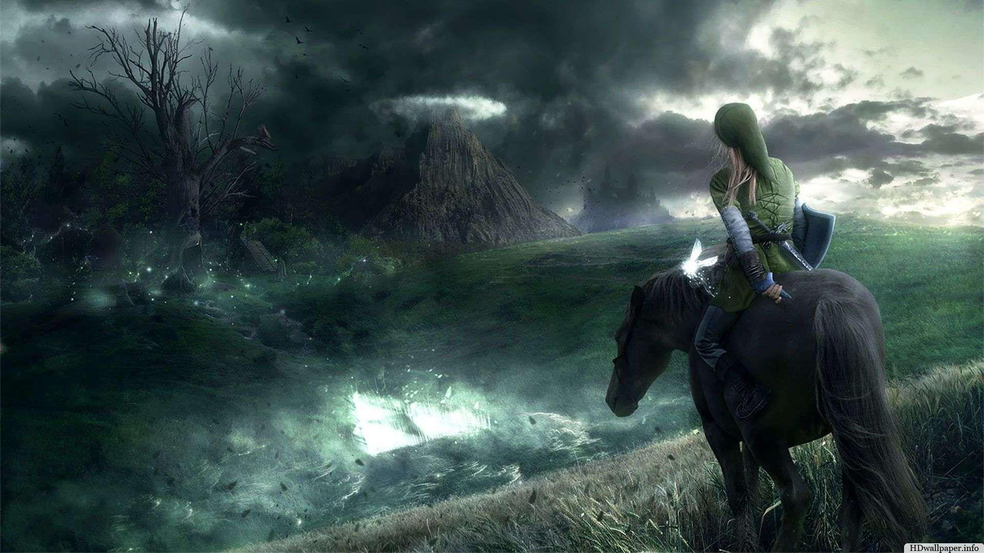 Download The Legend of Zelda Wallpapers HD Wallpapers