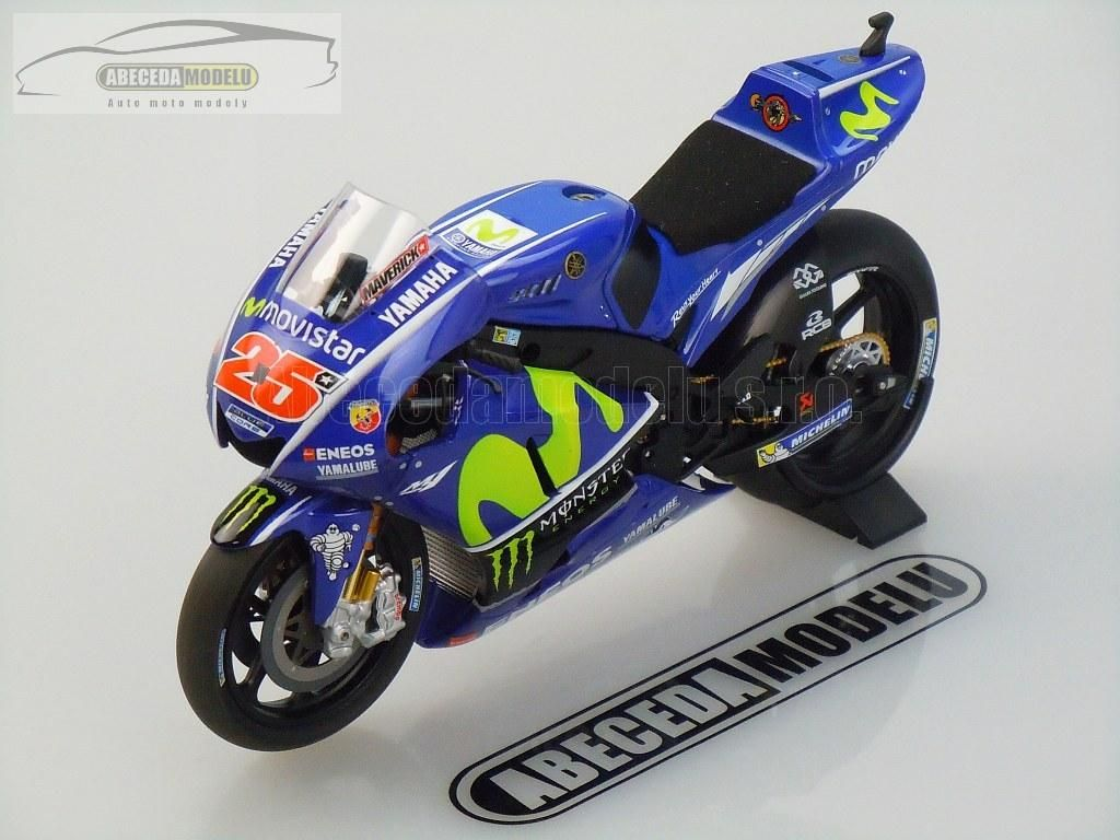 Minichamps 1 12 Yamaha Yzr M1 2017 No 25 M Vinales 122173025 Yamaha Valentino Rossi Yamaha Motogp