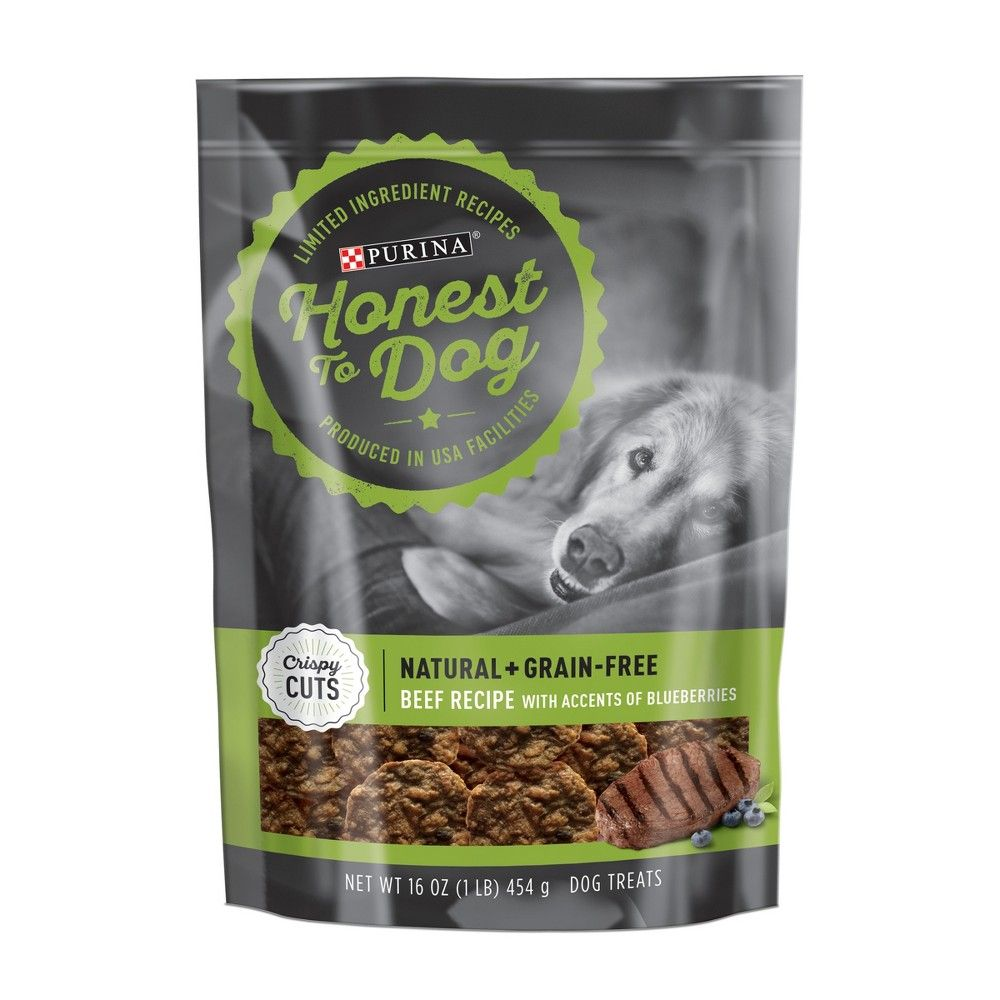 Nestle Purina Honest To Dog Grain Free Beef Recipe With Accents Of