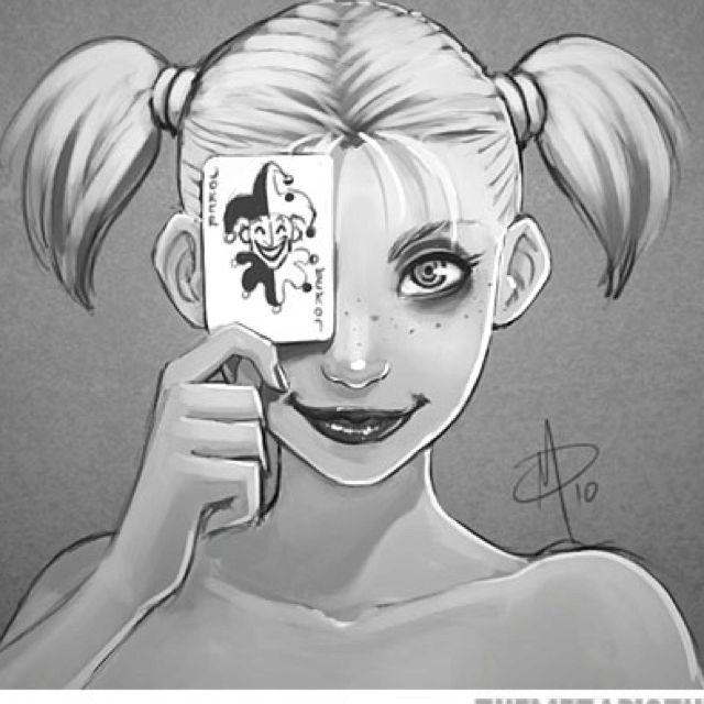 Gotta love Harley Quinn.