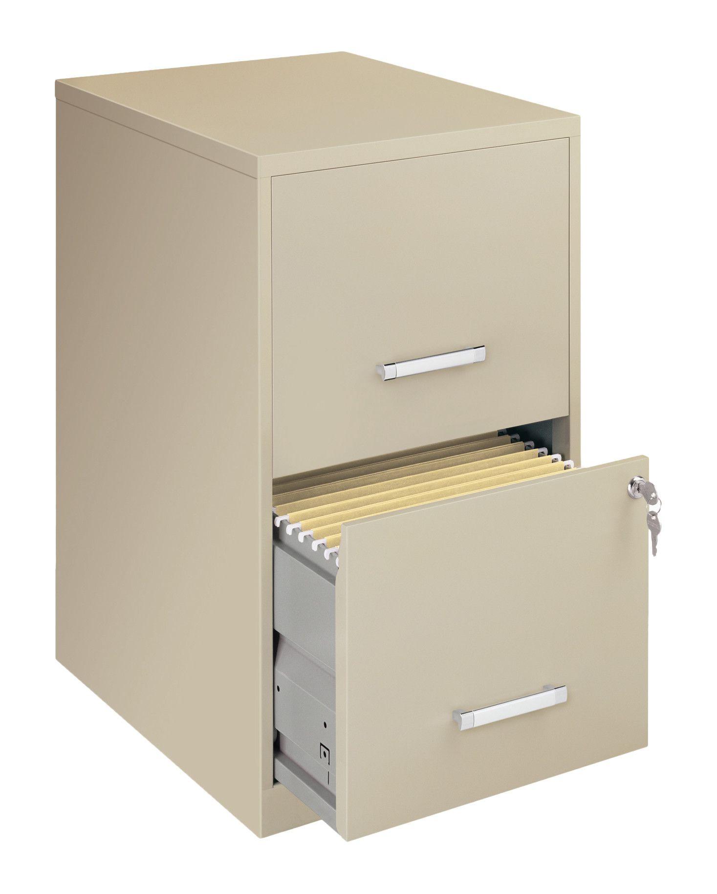 Worton 2 Drawer Vertical Filing Cabinet Filing Cabinet Office
