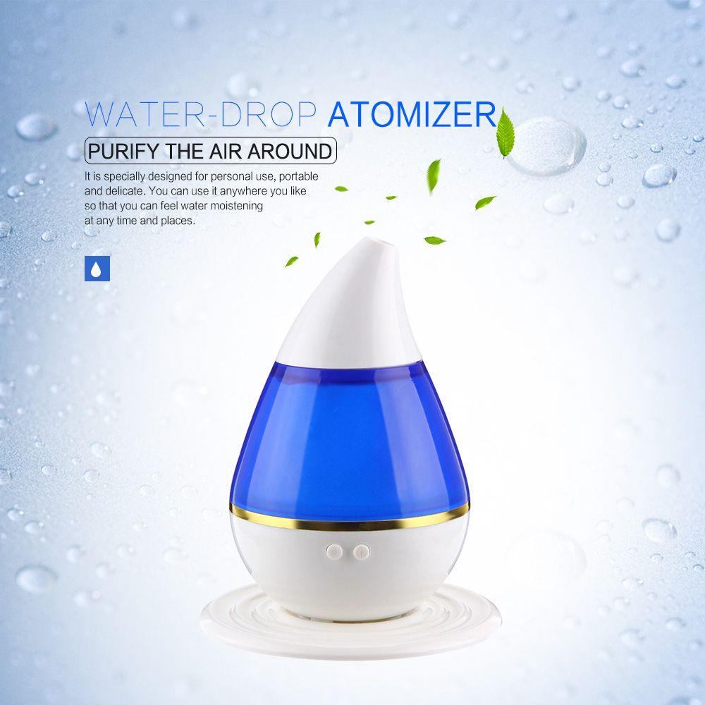 LED 빛 초음파 아로마 가습기 디퓨저 청정기 분무기 가정용 에너지 절약 장소에서