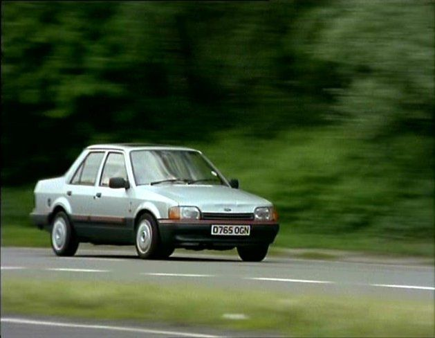 Ford Orion Ford Orion Ford Classic Cars Car Ford