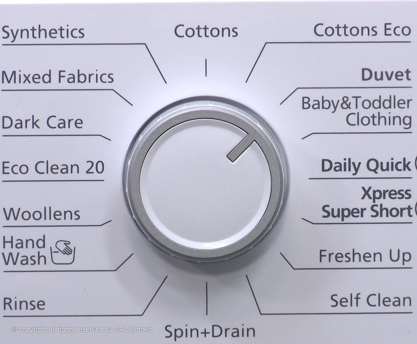 My Washing Machine Manual Beko Xl9 Mixing Fabrics Washing Machine Beko