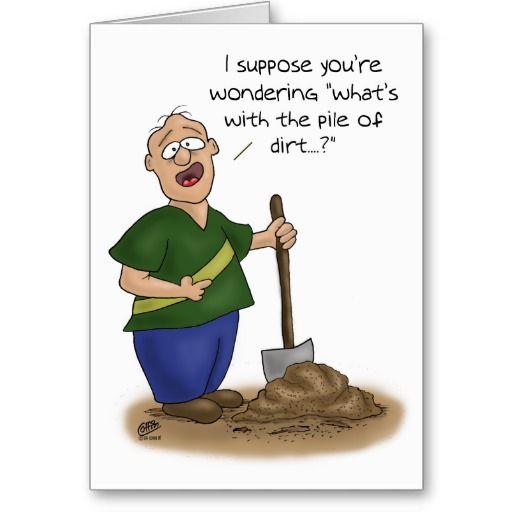 Funny Birthday Cards Older than Dirt 295 – Funny 70th Birthday Cards