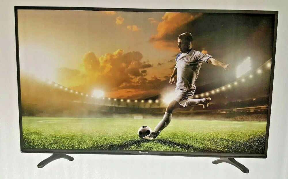 "40/"" Hisense FHD 1080P H3 Series Full HD TV 40EU3000 Brand New"