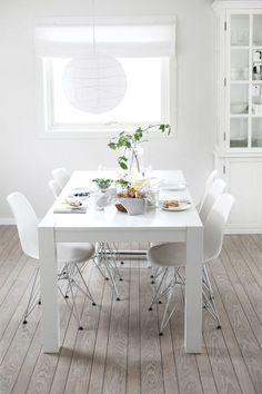 witte design stoel eettafel - Google zoeken | eethoek | Pinterest ...