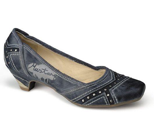 Dámske topánky MUSTANG shoes  28C-025