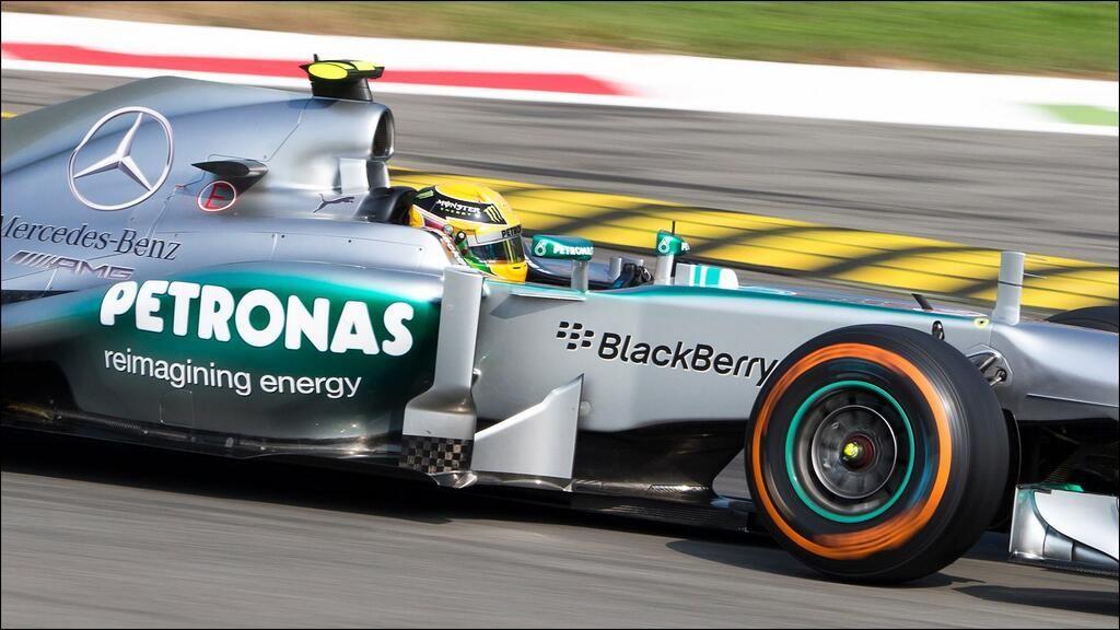 F1 a Monza -Foto scattata da Claudio Borsotti con la sua α99 von obiettivo SAL70200G