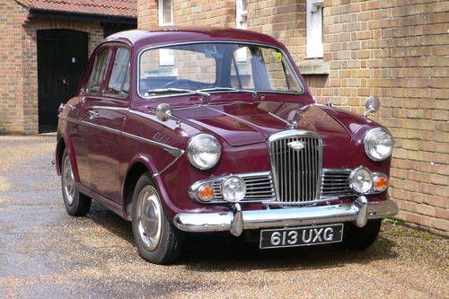 1963 Wolseley 1500 Mk Iii Maintenance Restoration Of Old Vintage