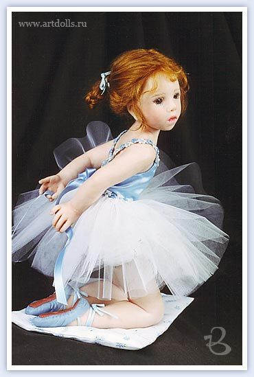 """Little Ballerina"", rubbers, ed.ekz."