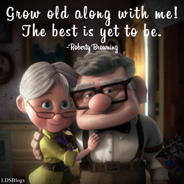 get old together quotes - Google Search