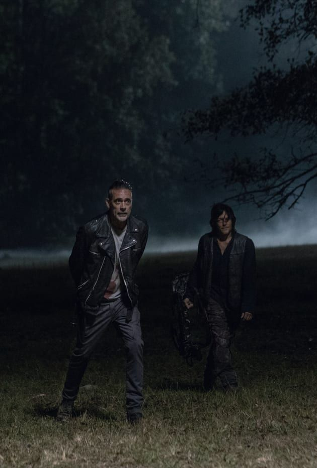Is Daryl Leading Negan to His Death? – The Walking Dead Season 10 Episode 14