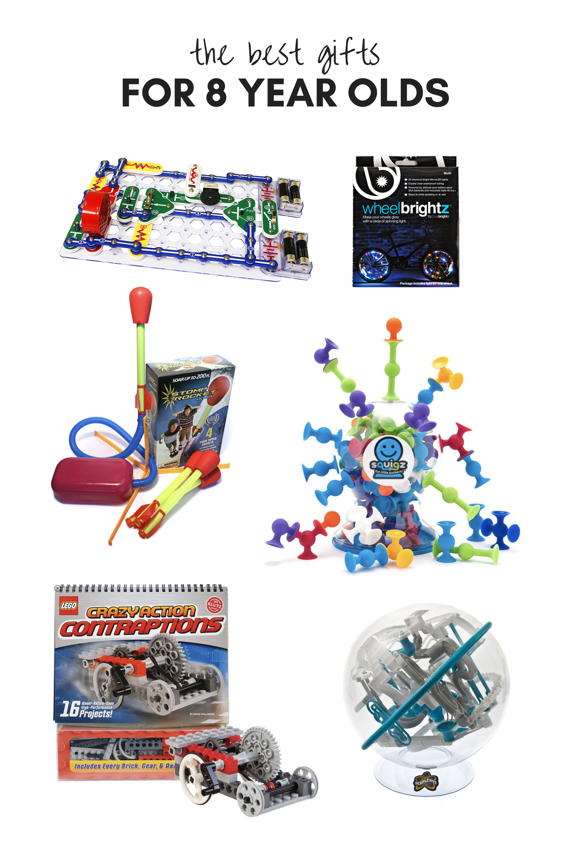 All of our favorite ts and toys for 8 year olds These
