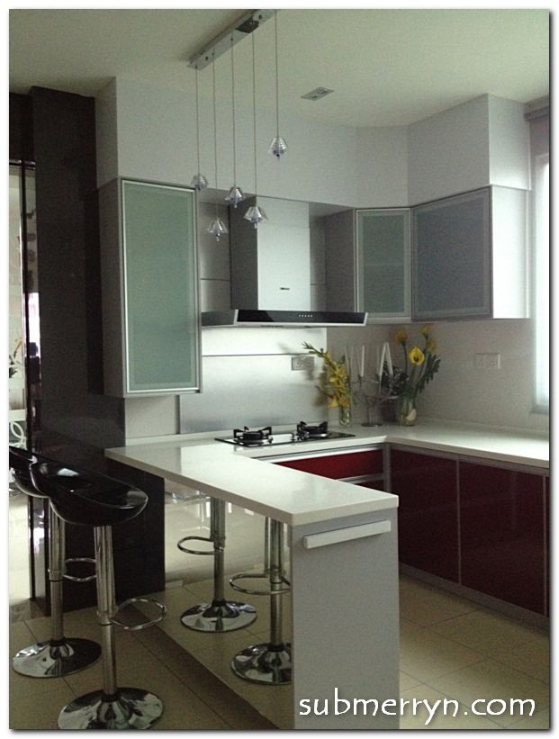 Kitchen Design For Double Storey House In Malaysia Kitchen Design Double Storey House Kitchen