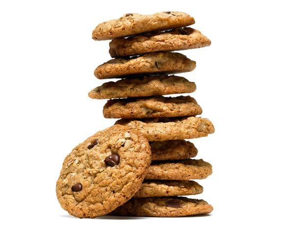 #FNMag's healthy spin on a family favorite: Oatmeal-Flax Chocolate Chip Cookies