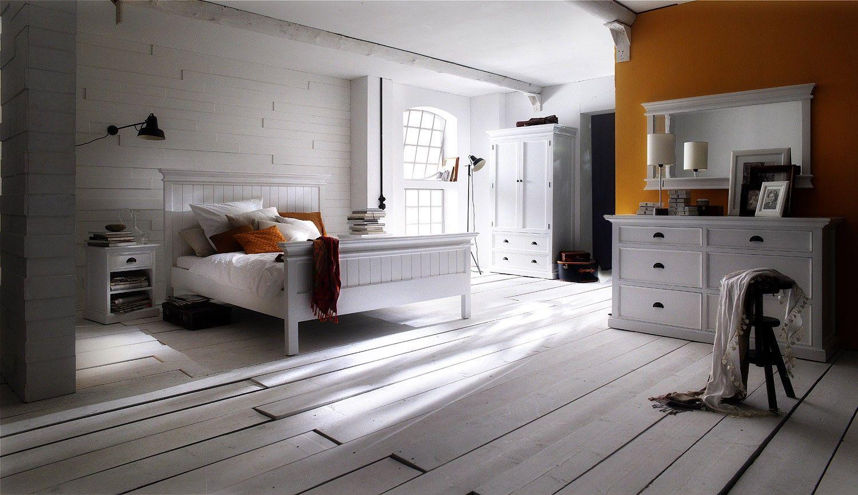 Schlafzimmer HALIFAX weiss | Einrichtungsideen | Pinterest ...