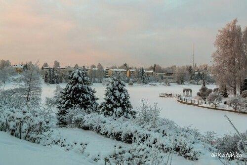 Valkeisenlampi Kuopio Finland