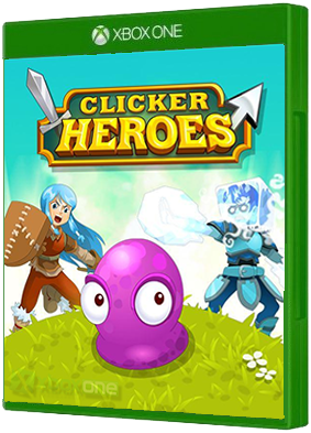 Clicker Heroes the Idle RPG! Hero, Xbox one games
