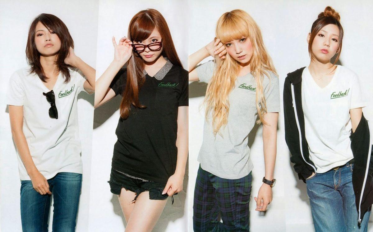 画像 Scandal 画像まとめ 0枚以上 壁紙 高画質 Naver まとめ Scandal Japanese Band Scandal Pop Punk Bands