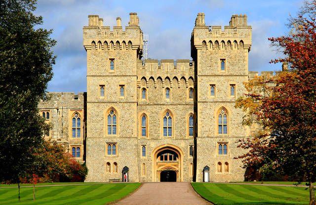 Castello di windsor Inghilterra