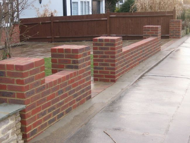 Superieur Front Garden Wall Designs   Google Search