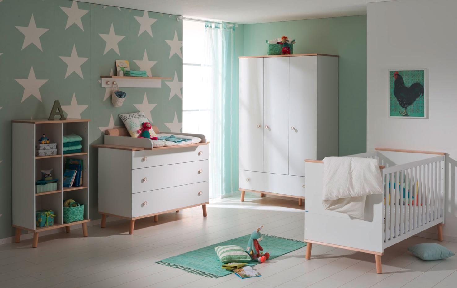Babyzimmer Ylvie von PAIDI Projeto de quarto de bebê