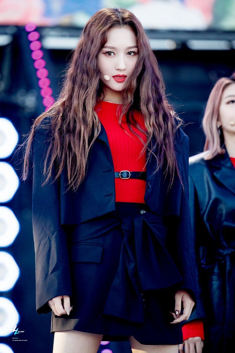 Pin By M Moon On Dc Siyeon Dream Catcher Fall Outfits Kpop Girls