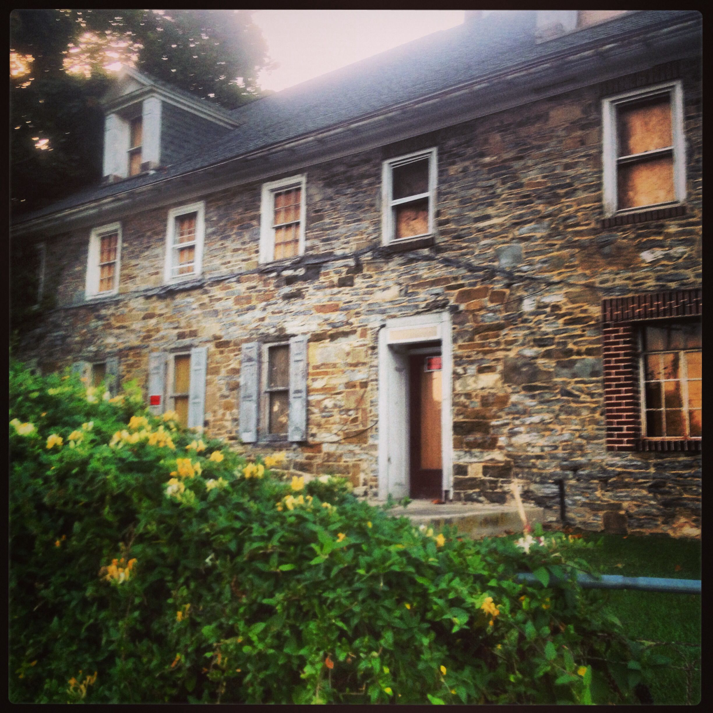 The Hoke House - The Old library, Spring Grove - they are getting ...