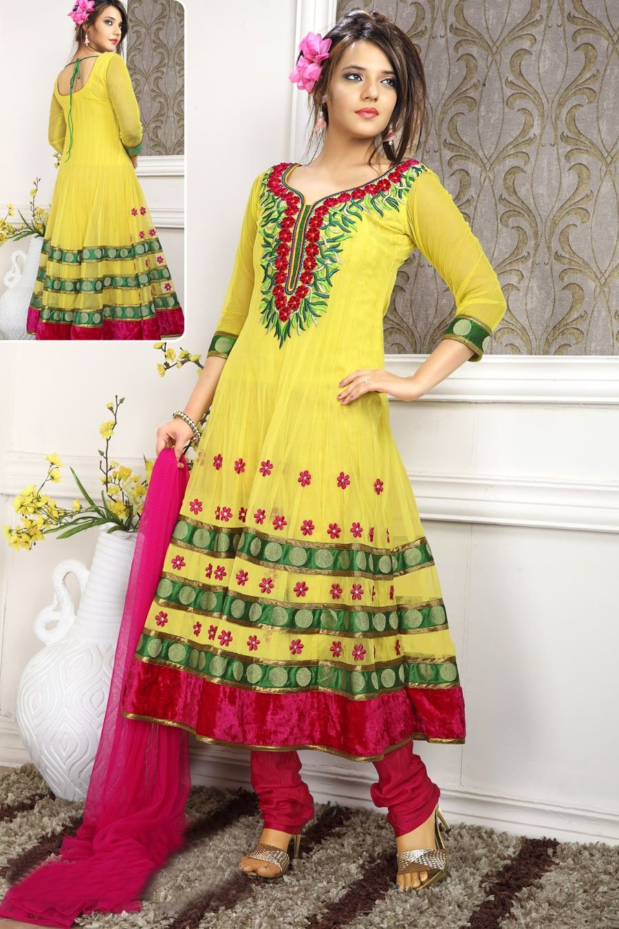 A Salwar Kameez Shops and Best Place to Buy Salwar Suit Online ...