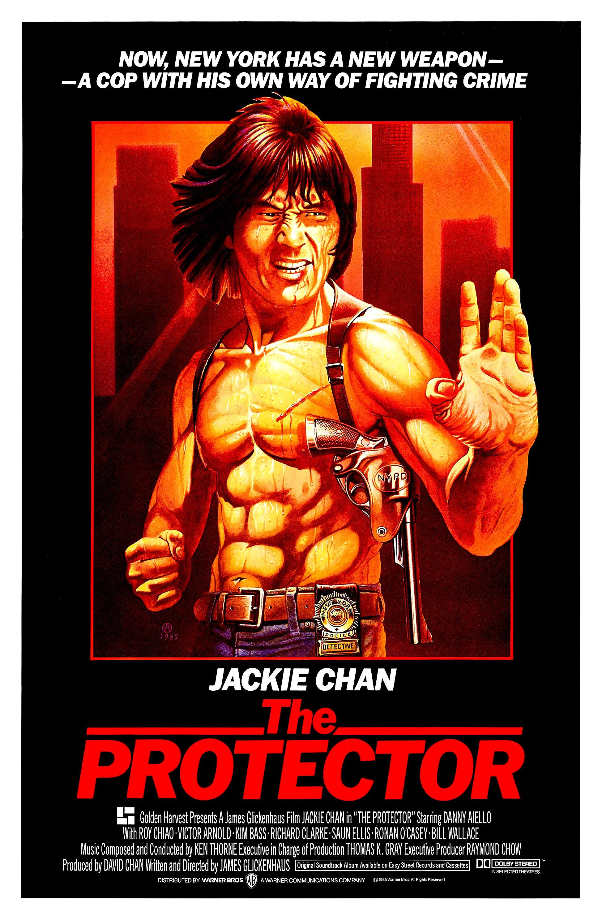 Pin Von Alejandro Robles Auf Jackie Chan Filmplakate Jackie Chan Der Beschutzer