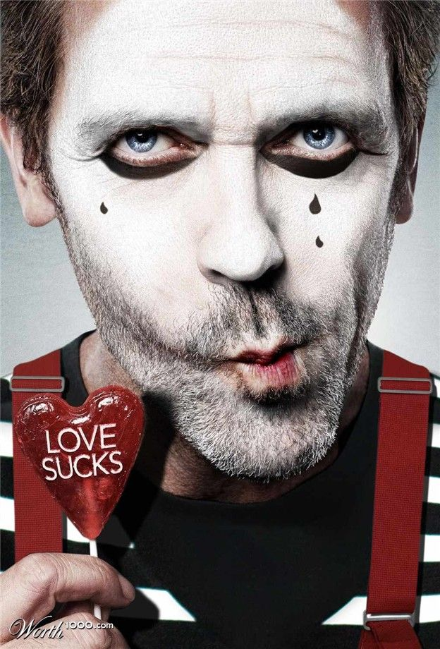 Hugh Laurie aka my long standing crush since the early