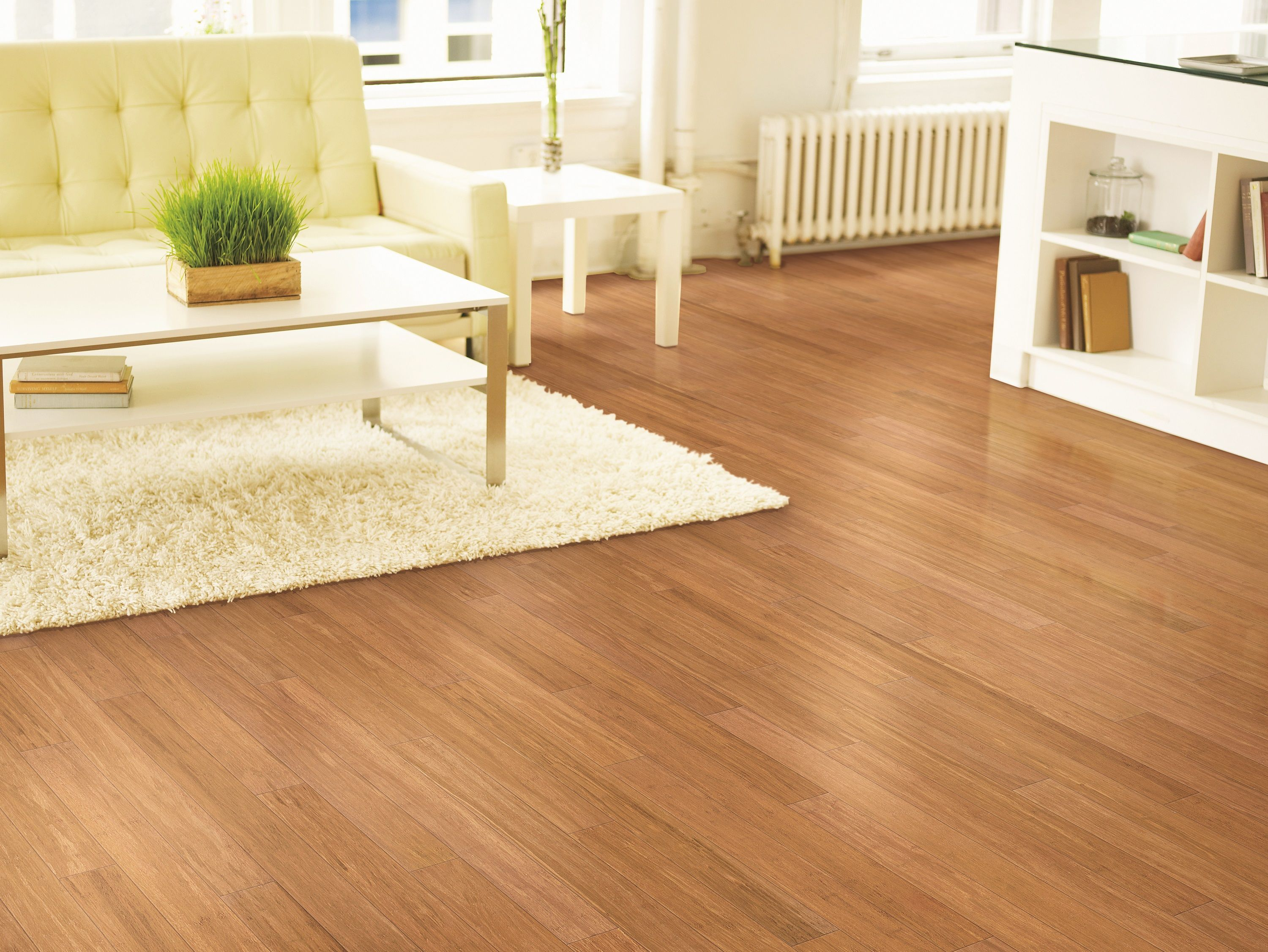 Natural Bamboo flooring hardwood floor