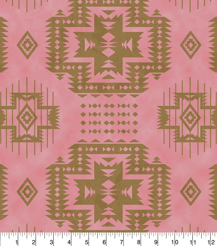 Antipill fleece print fabric