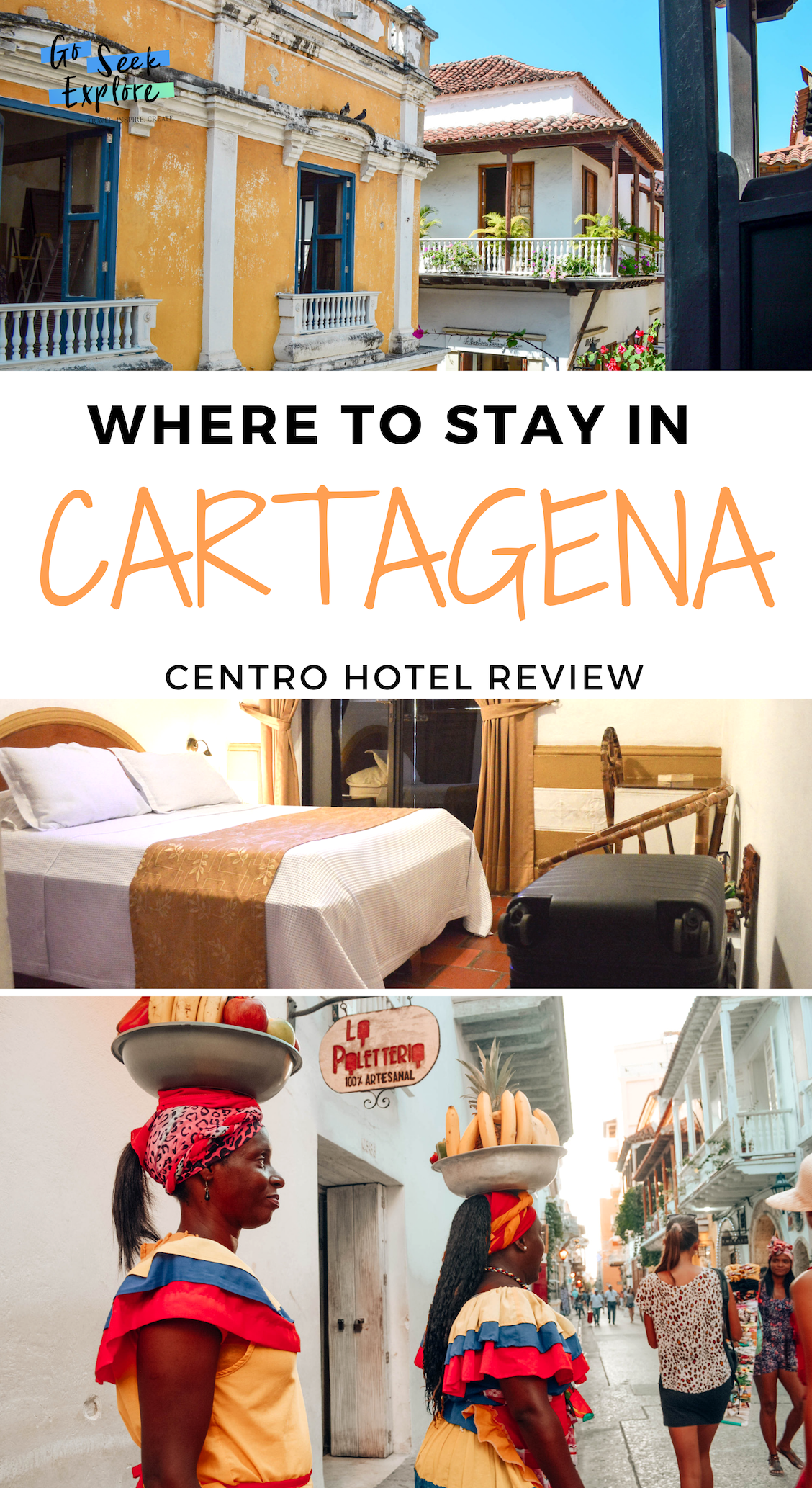 Checking In Centro Hotel Cartagena South America Travel Tips