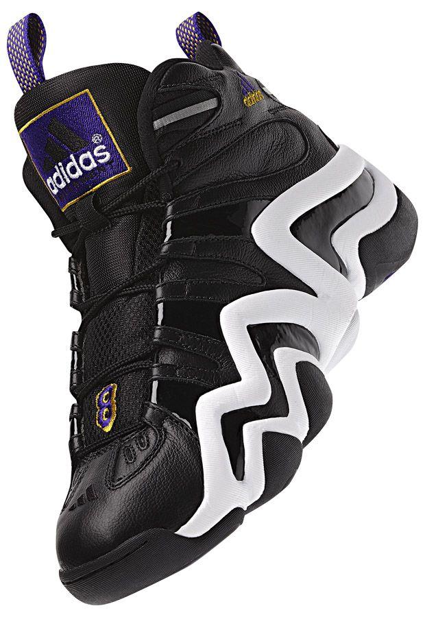 adidas crazy 8 black and white