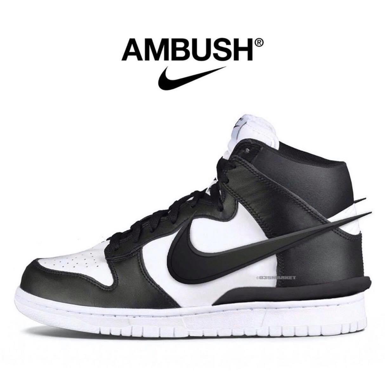 AMBUSH X DUNK HIGH 'BLACK'