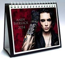 Black Veil Brides pillows | ANDY BIERSACK 2014 Desktop Holiday Calendar BLACK VEIL BRIDES